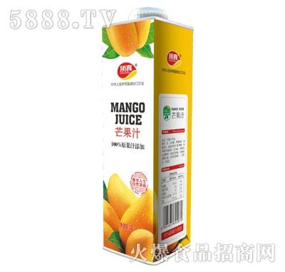 顶真芒果汁1L