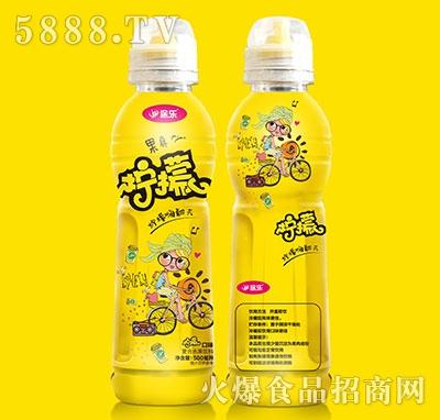 途乐柠檬口味水果饮料500ml