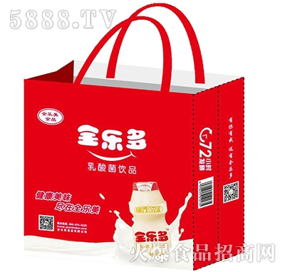全乐多乳酸菌饮品礼盒装