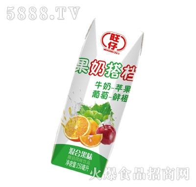 旺仔果奶搭档酸奶饮料250ml