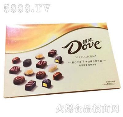 德芙巧克力尊享精心之选280g礼盒装