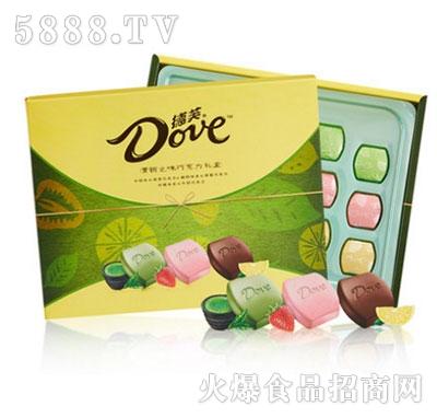 德芙巧克力清新之味礼盒装90g