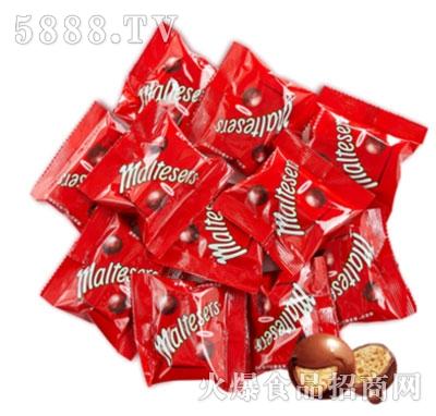 德芙澳洲原产麦提莎麦芽脆心巧克力豆球散装