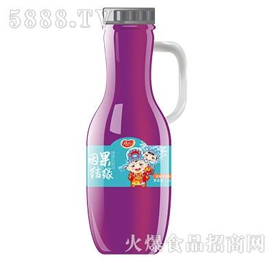 真心因果结缘蓝莓汁1.5L