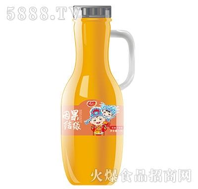 真心因果结缘芒果汁1.5L