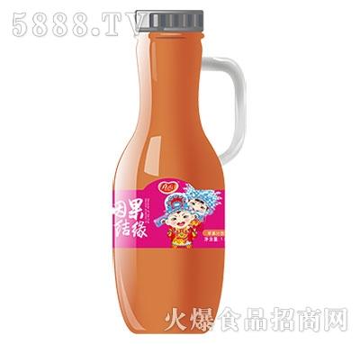 真心因果结缘苹果汁1.5L