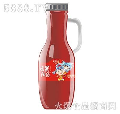 真心因果结缘山楂汁1.5L