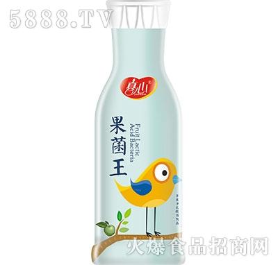 真心果菌王苹果汁乳酸菌