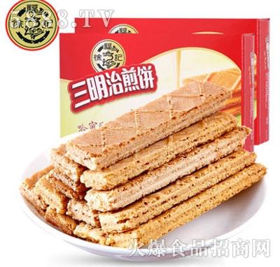 徐福记三明治煎饼90g