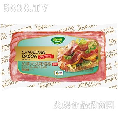 中粮家佳康加拿大风味培根(原味)200g产品图