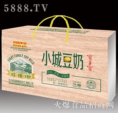 小城豆奶250mlx12包