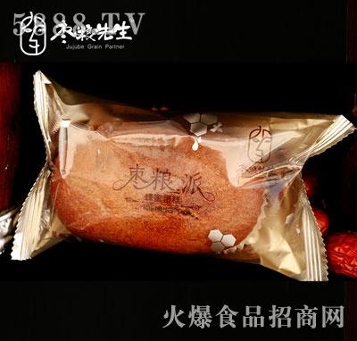 枣粮先生枣粮派蜂蜜蛋糕