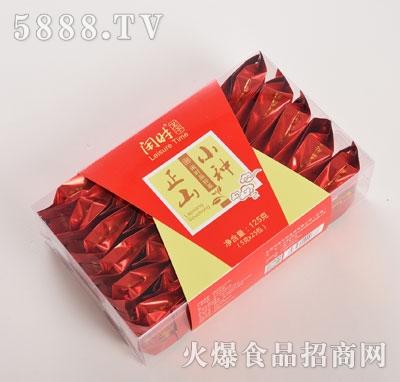 闲时正山小种茶125g产品图