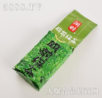 闲时四前绿茶产品图