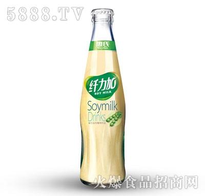 惠氏纤力加复合蛋白饮品