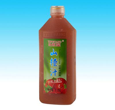 怡和堂山楂汁1.25l