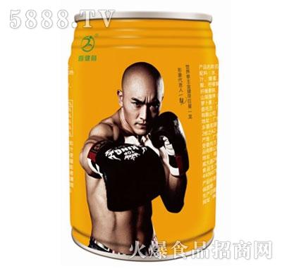 喜健身百香果果汁饮料