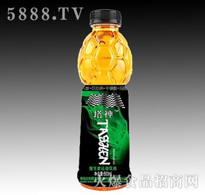 塔神维生素运动饮料瓶600ml