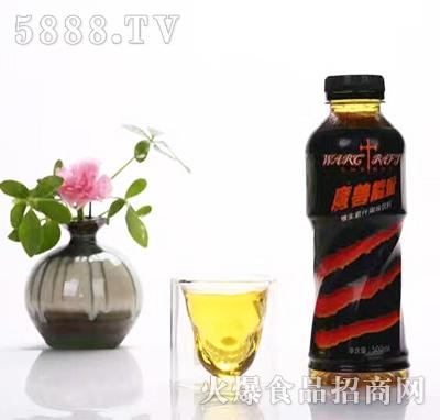 魔兽能量维生素饮料500ml