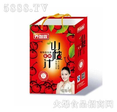 养智露山楂汁(手提礼盒)