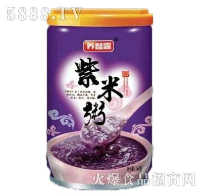 养智露紫米粥320g