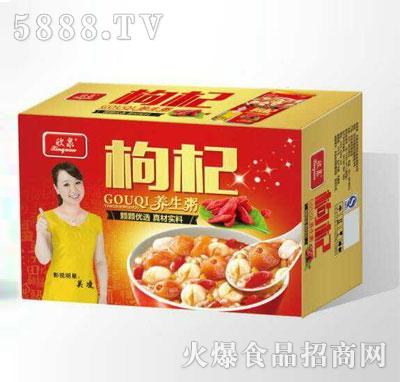 欣泉枸杞养生粥(箱)