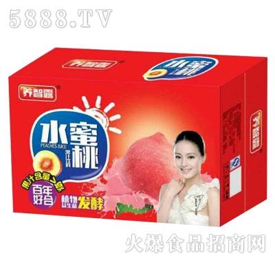 养智露水蜜桃汁(箱)