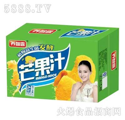 养智露芒果汁(箱)