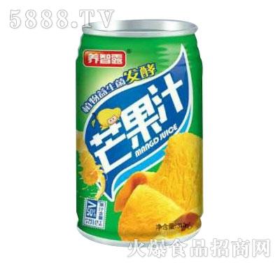 养智露芒果汁330ml