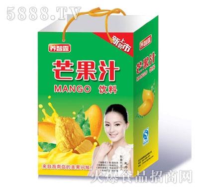 养智露芒果汁(手提礼盒)