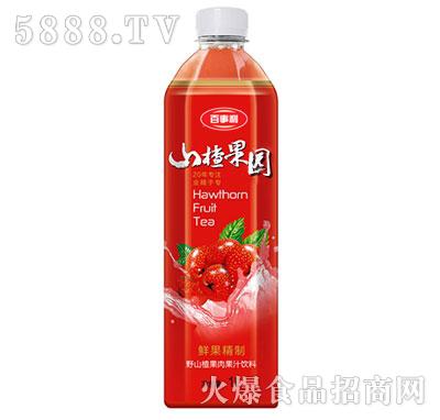 百事利山楂果园山楂汁饮料