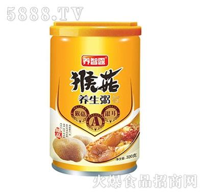 养智露猴菇养生粥320g