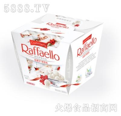 费列罗进口拉斐尔椰蓉扁桃仁糖果45粒