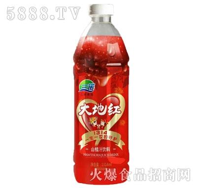 三诺大地红山楂汁饮料1314ml