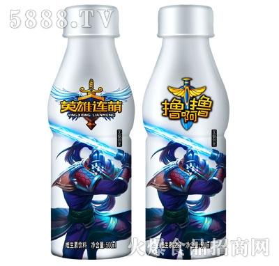 三诺英雄联萌维生素饮料500ml(无极剑圣)
