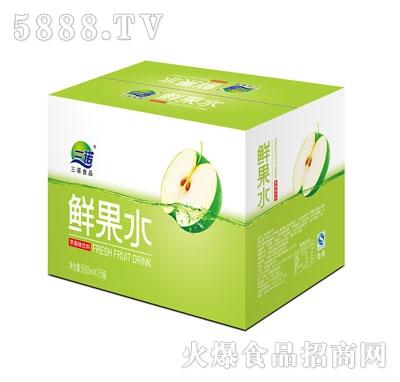 三诺鲜果水饮料500mlx15瓶