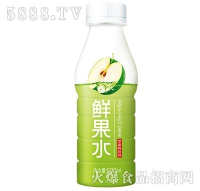 三诺鲜果水饮料500ml(苹果味)