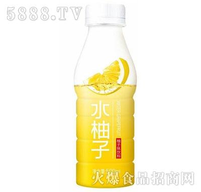 三诺水柚子果味水饮料500ml(柚子味)