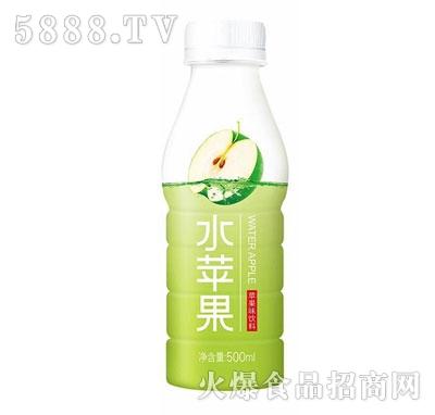 三诺水苹果果味水饮料500ml(苹果味)