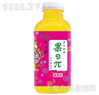 果浓果π500ml菠萝汁