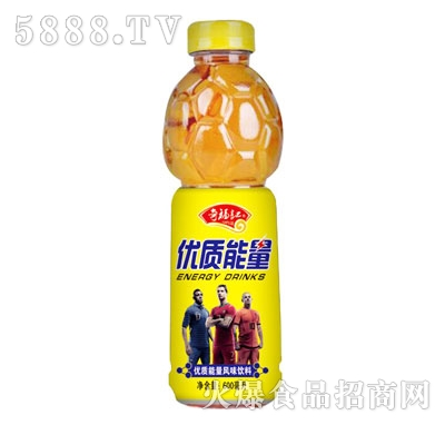 奇福记优质能量600ml(瓶)