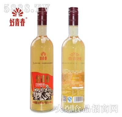 好青春甘蔗醋饮料(650ml)