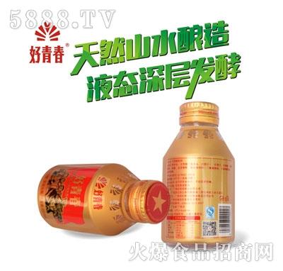 好青春甘蔗醋饮料310ml瓶