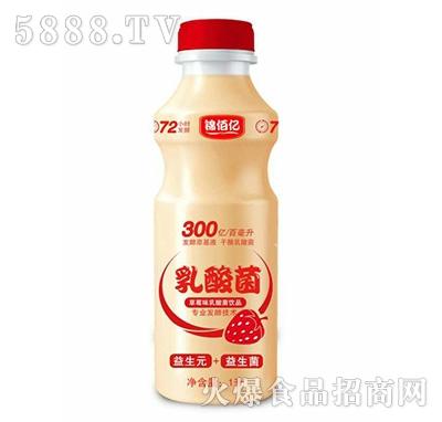 锦佰亿乳酸菌饮品草莓味1L