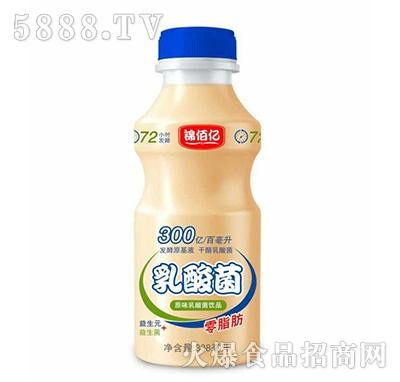 锦佰亿乳酸菌饮品338ml