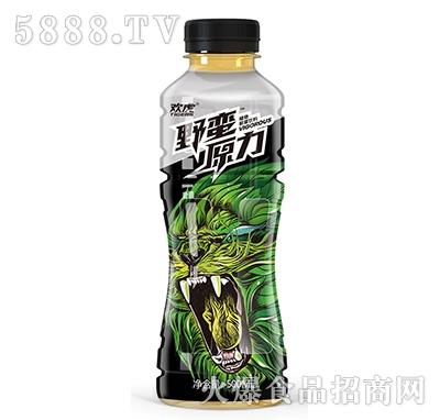欢虎野蛮原力植物能量饮料500ml