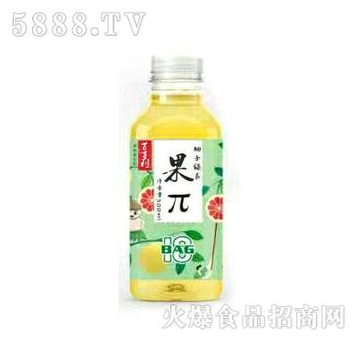 百事利果π饮料(绿)