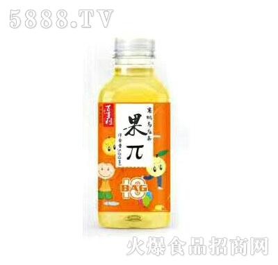 百事利果π饮料(黄)