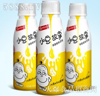 喜顿-小豆故事鲜磨植物豆奶350ml
