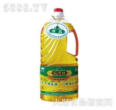 2.5L葵花油产品图
